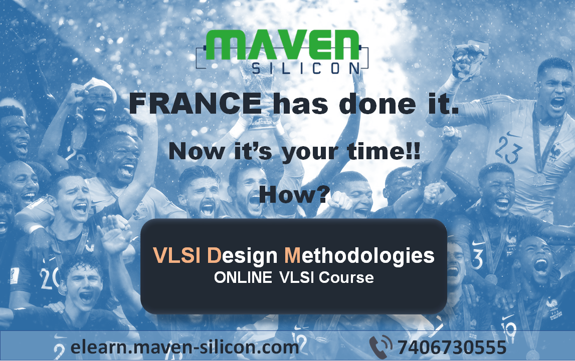 If You Want To Study Smart Take Up Our Online Vlsi Dm Course And Go Design Flow