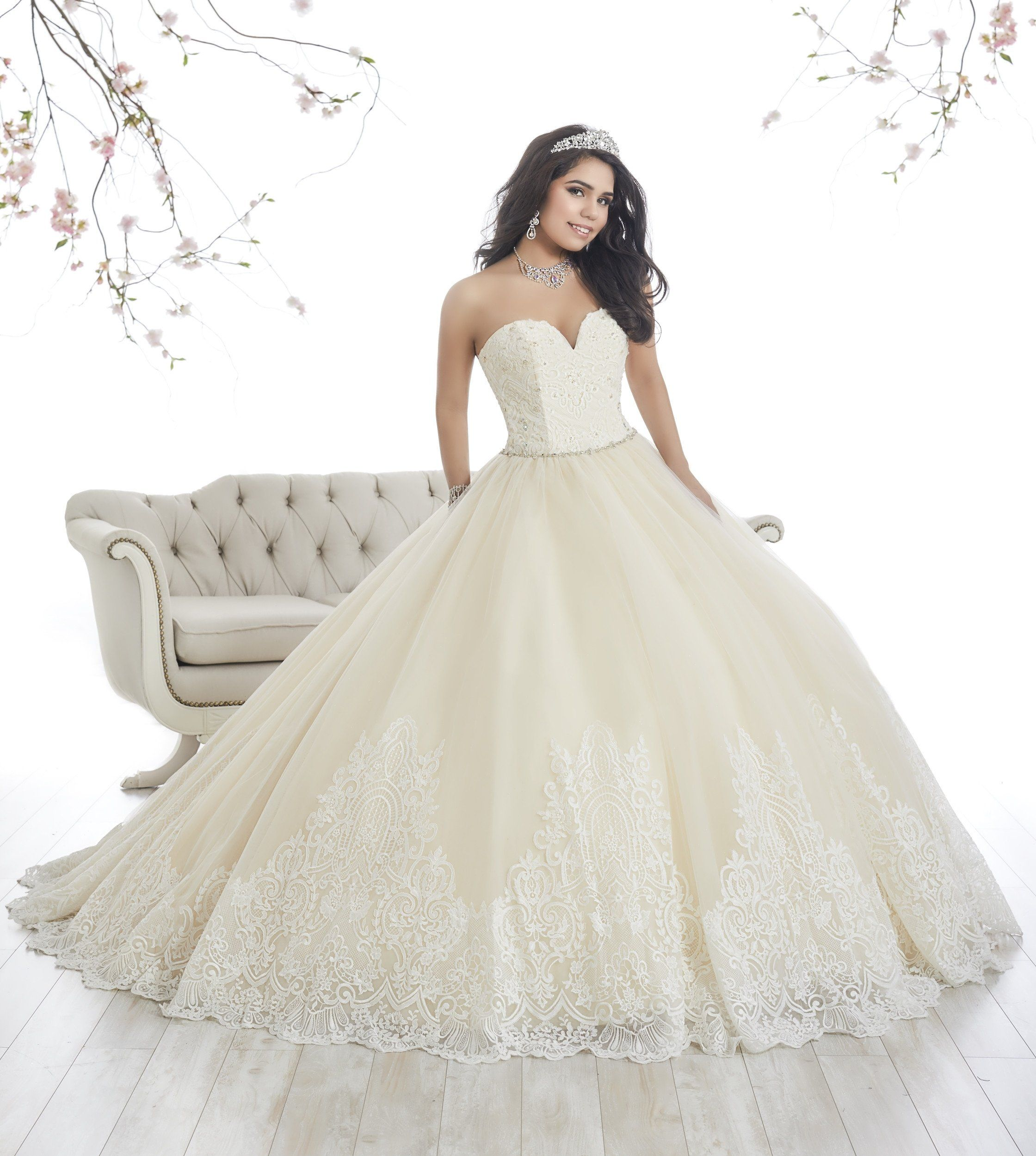 House of Wu Quinceanera Dress Style 26852   Products