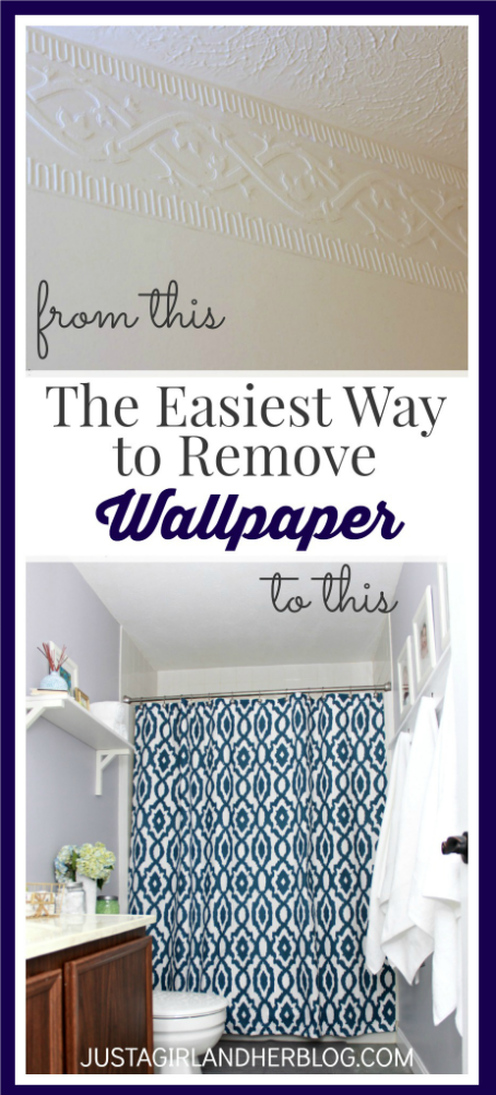 Definitely Using This Simple Method The Next Time I Need To Remove Wallpaper