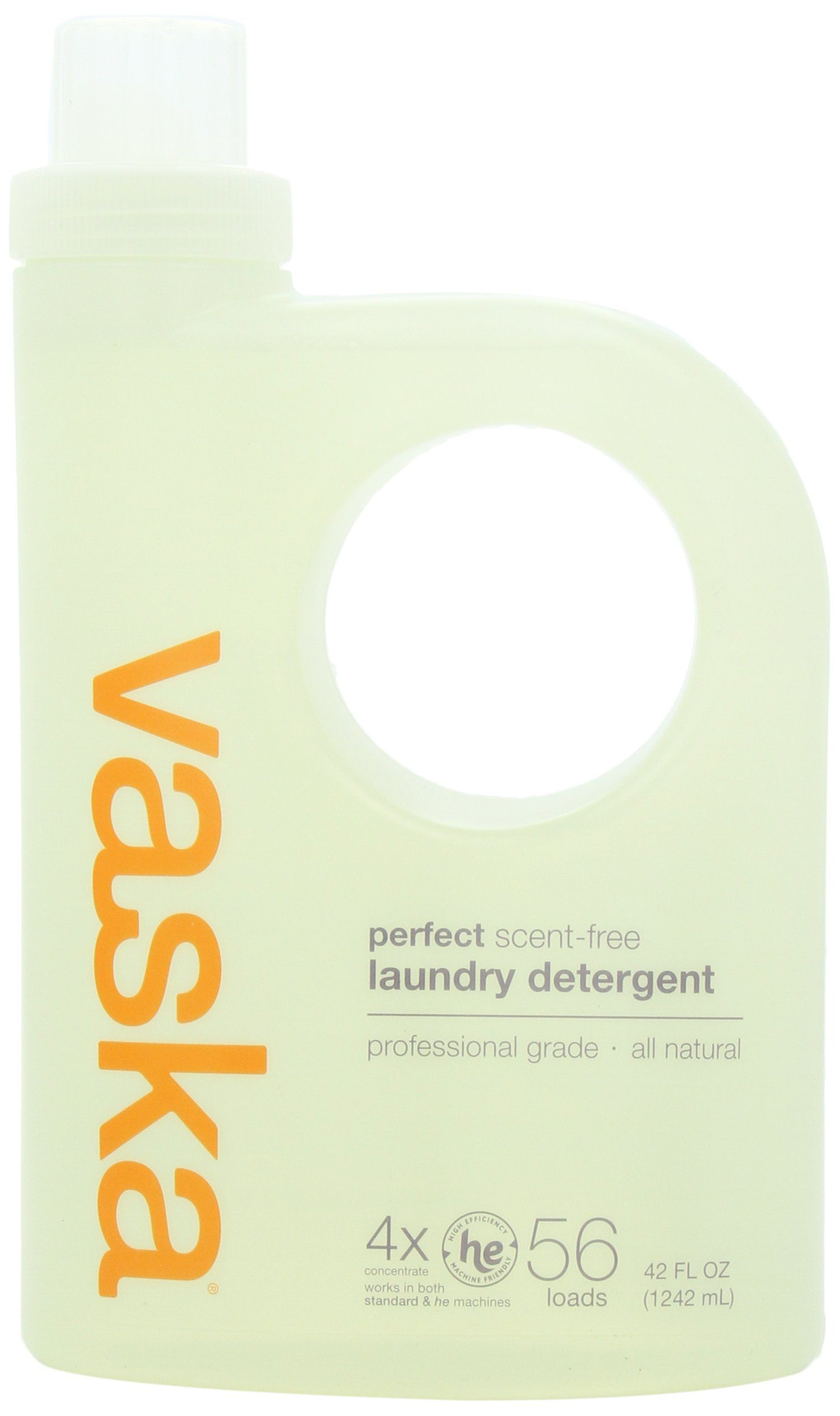 Vaska Perfect Laundry Detergent Scent Free 42 Fluid Ounce Find Out More About The Great Product At The Image Link This Is An Aff Laundry Detergent Biodegradable Products Health Beauty