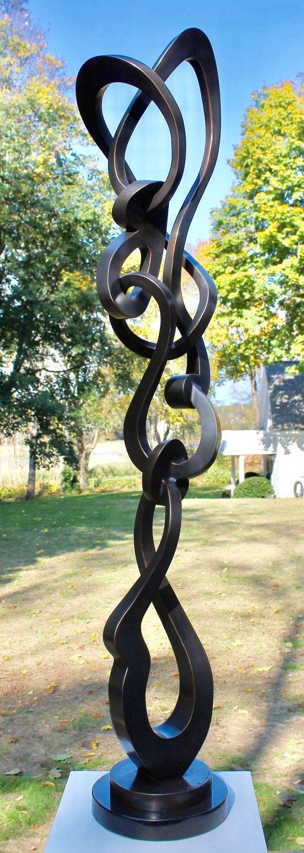 Kevin barrett groove by kevin barrett large metal bronze