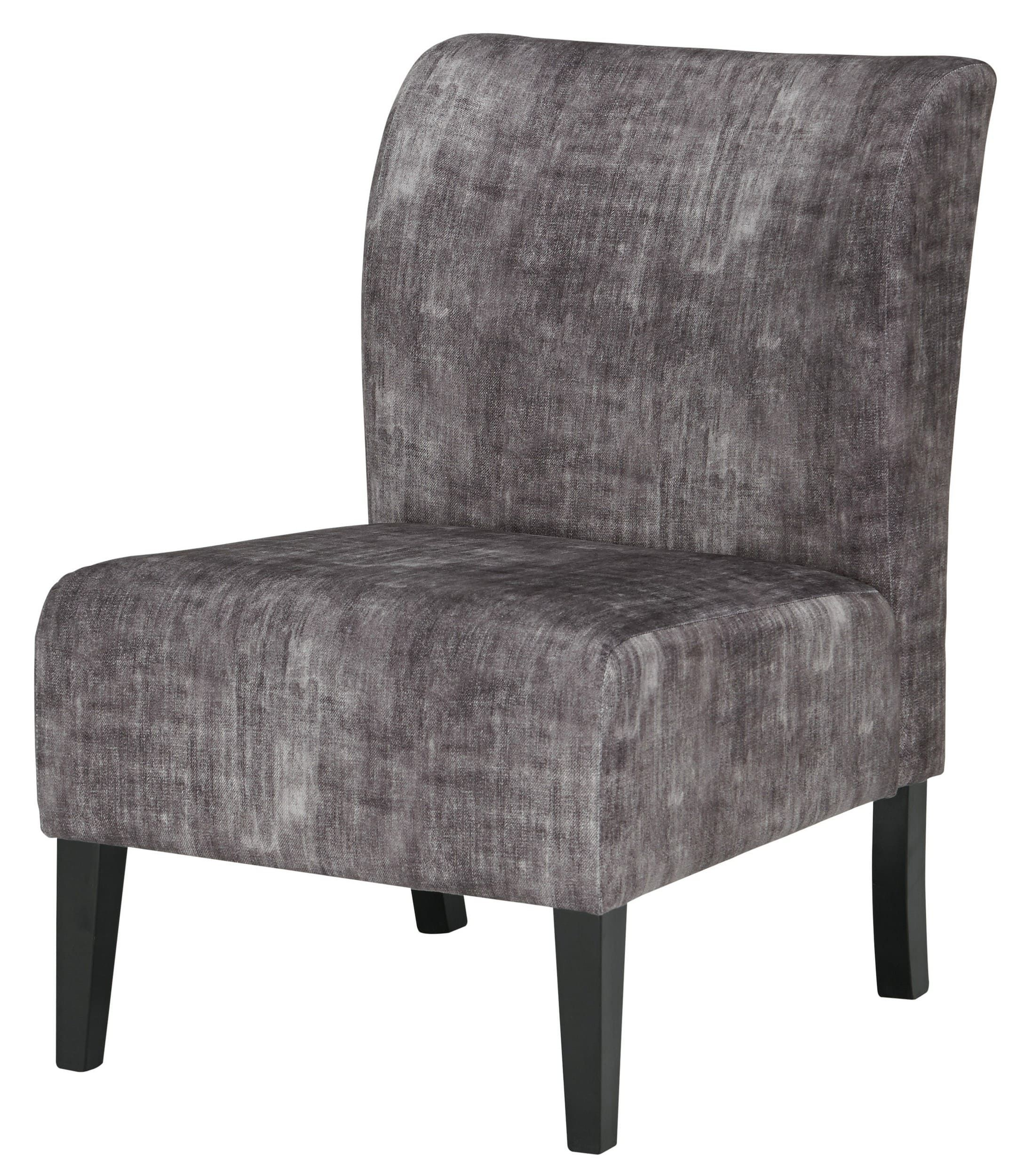 Signature Design By Ashley Triptis Charcoal Accent Chair Reviews