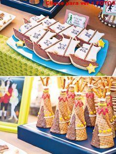 doces salgados festa peter pan