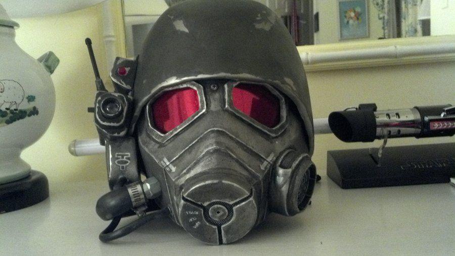 Ncr Veteran Ranger Skulls Ncr Ranger Fallout Cosplay Helmet