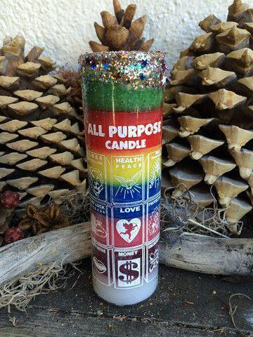 Rita's All Purpose 7 Day Traditional Hoodoo Ritual Candle