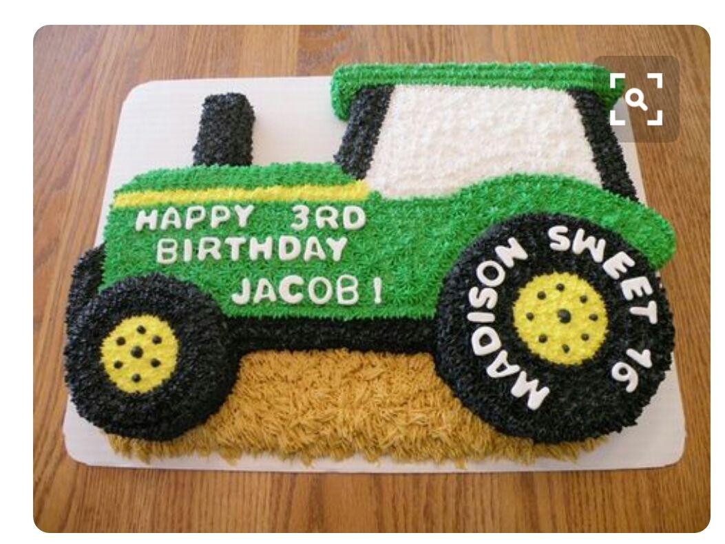 Prime Pin By Ri Mare Nel On Bak En Brou Tractor Birthday Cakes Personalised Birthday Cards Beptaeletsinfo