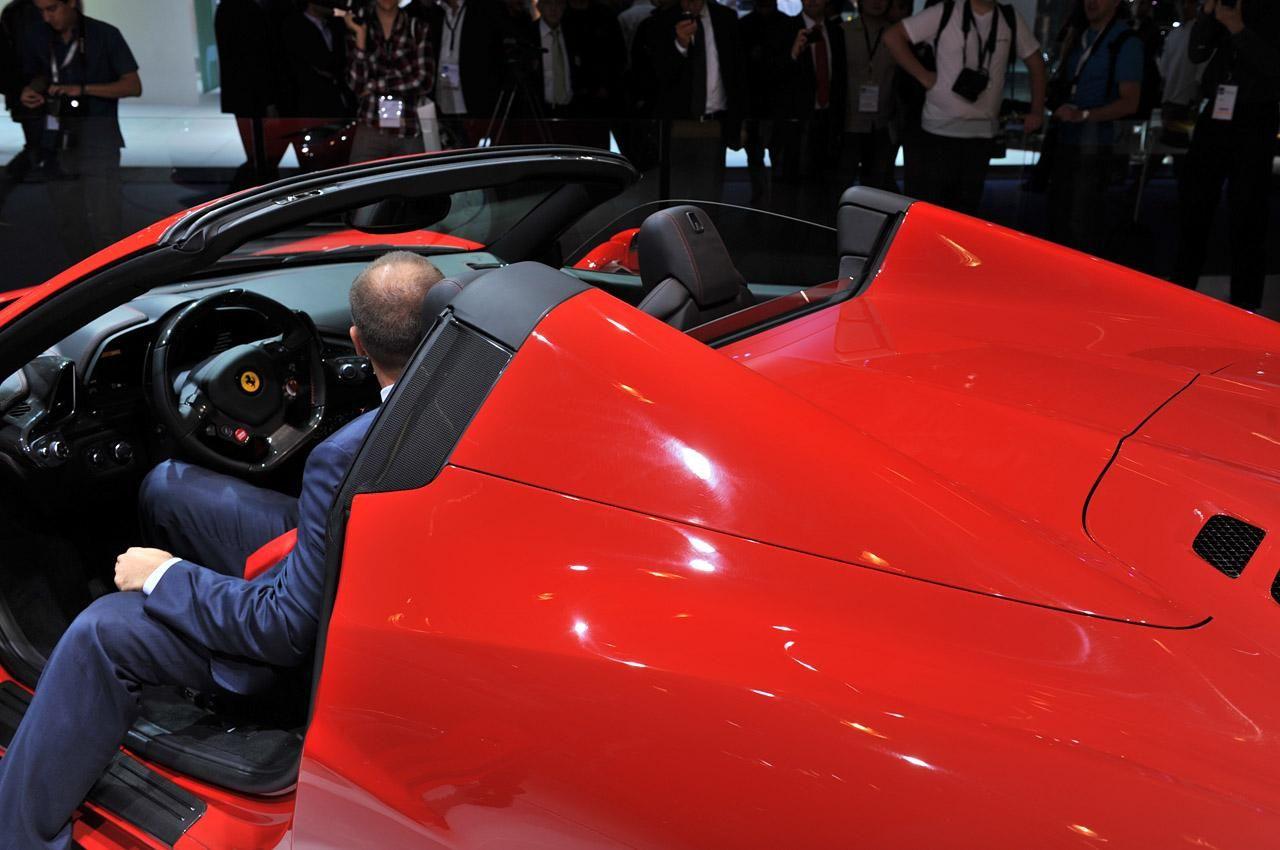 Автомобиль мечты Ferrari 458 Spider Ferrari, Ferrari 458