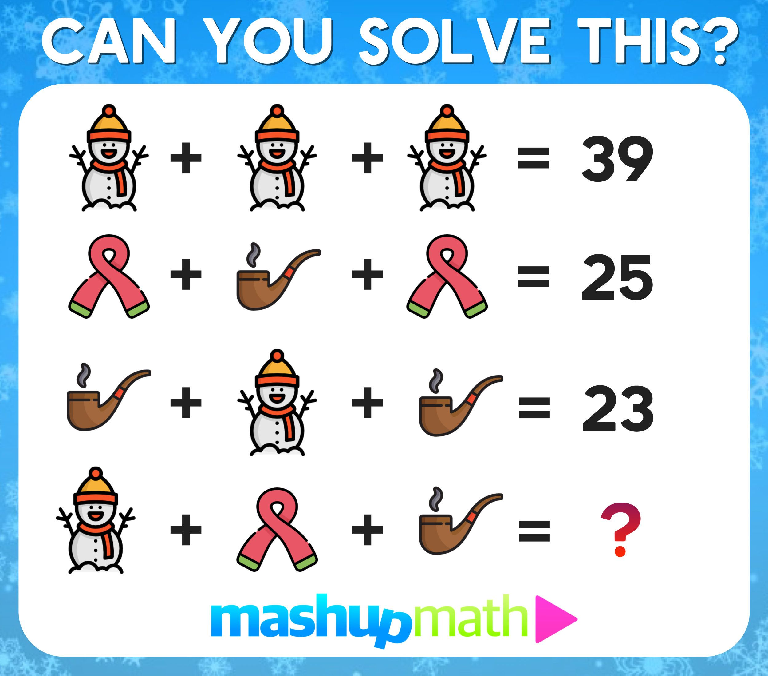 Pin On Math Challenge [ 2198 x 2499 Pixel ]