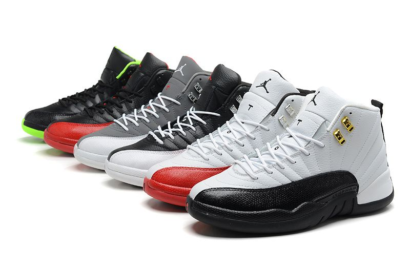 Air Jordan 12 Pack New Jordans Shoes | Kick Game Strong ...