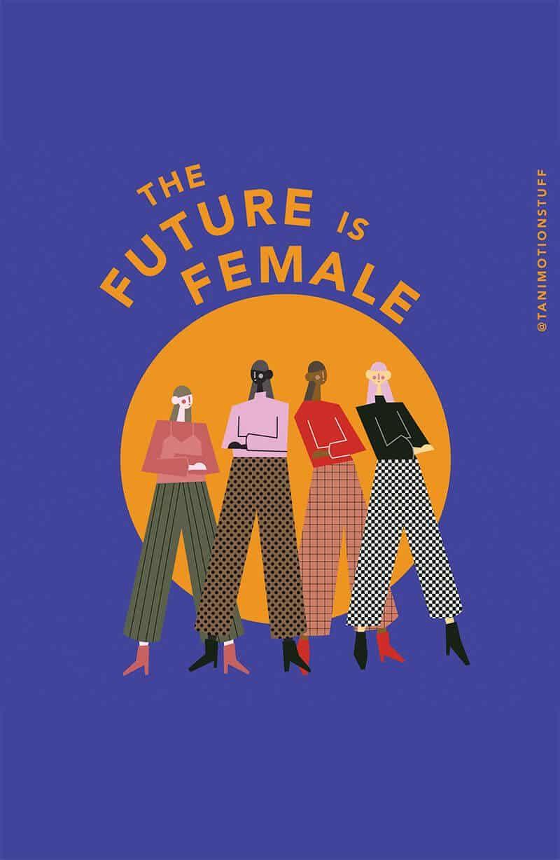 Únete al contingente Malvestida con estos pósters por el Día de la Mujer - MALVESTIDA