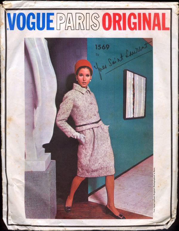 Vogue 1569 Beth S Vogue Fashion Vintage Sewing Patterns
