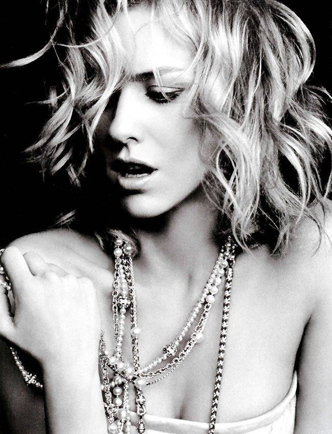 Naomi Watts by Peter Lindbergh