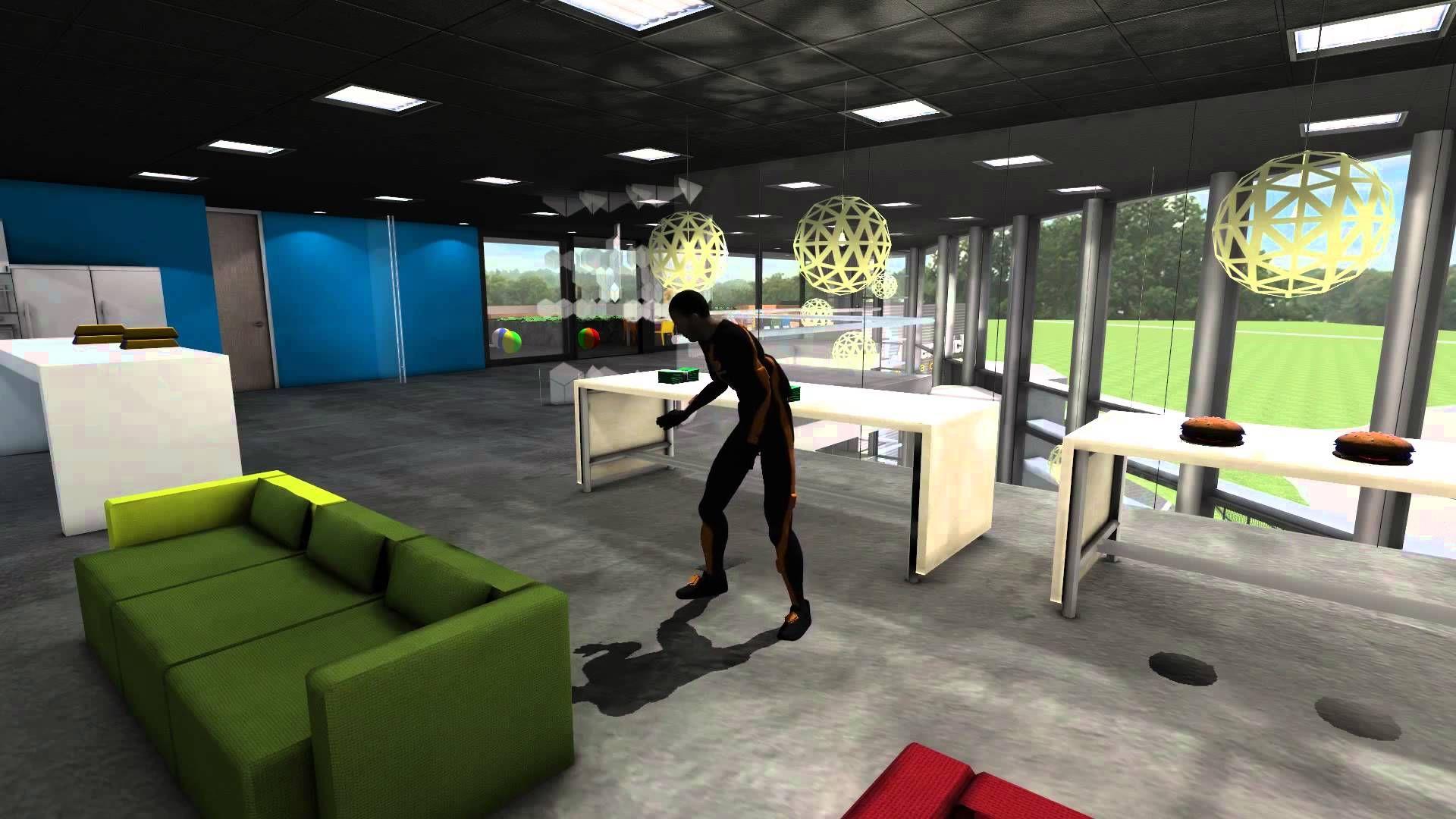 Oculus Rift + Xsens Motion Capture + Unity 3D  Many projects
