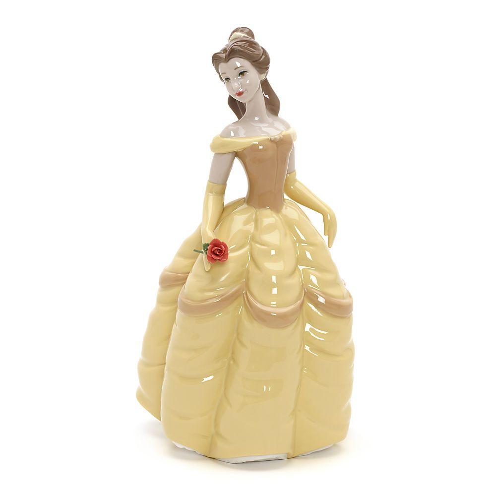 Belle ornament disney - Disney Nao Belle Figur Sammelfiguren Disney Store