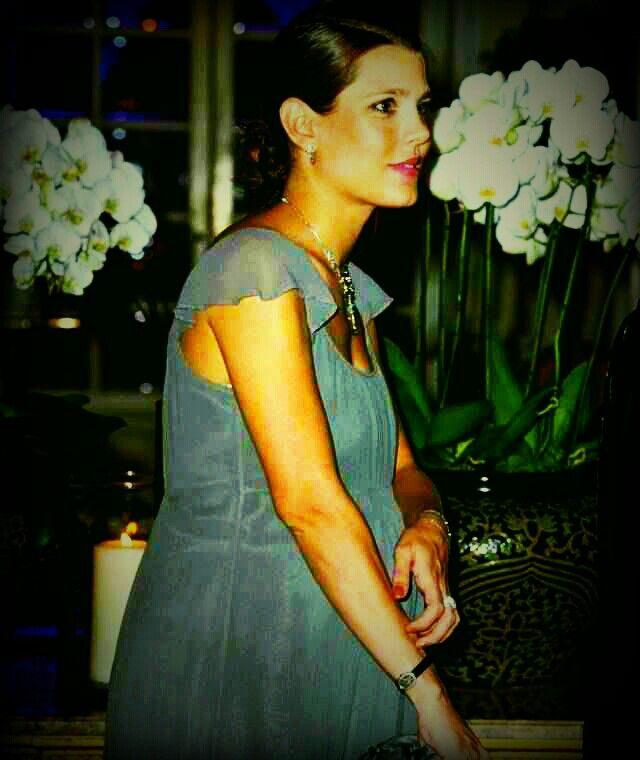 MONACO: Princess Charlotte pregnant with Baby Raphael, born at 17.12.2013