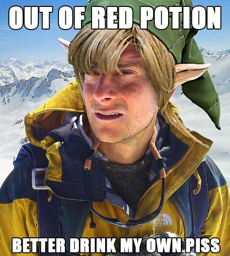 yellow potion is as good as any other