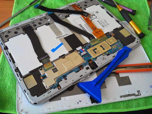 Samsung Galaxy Tab repair DONE !!!!  #samsunggalaxy #repairshop #android #happycustomer