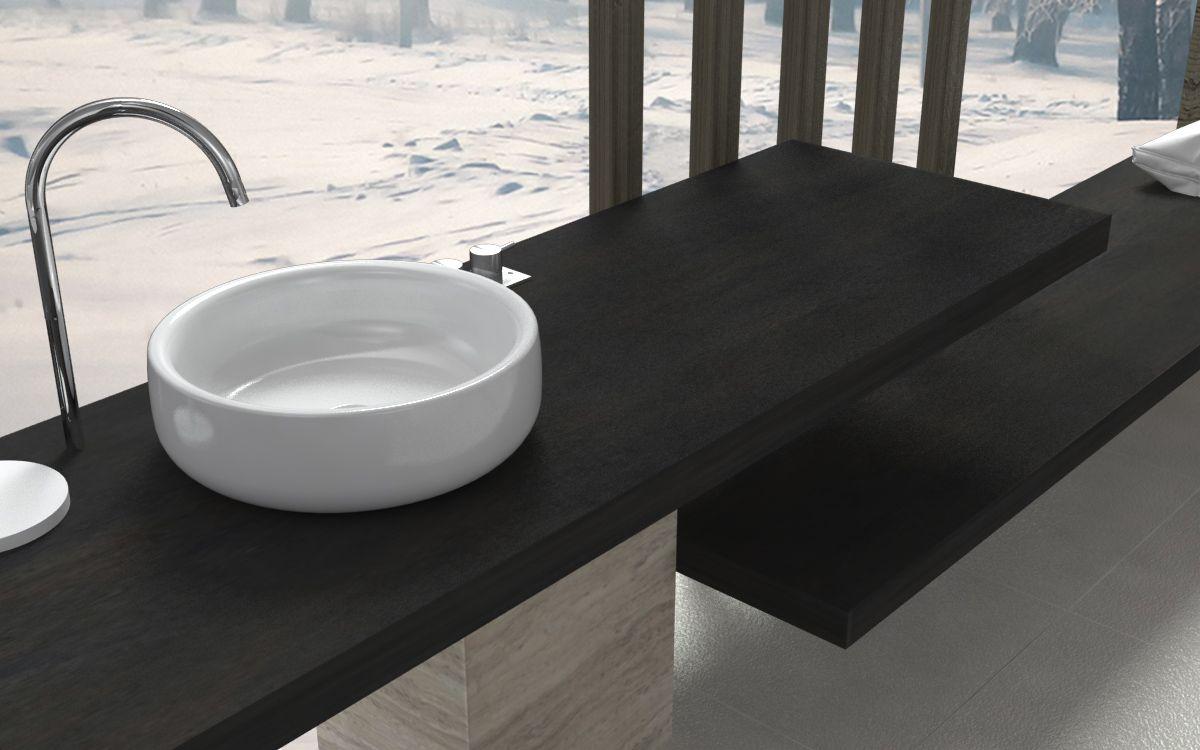 Mensole per bagno mensole lavabo eleganti e raffinate