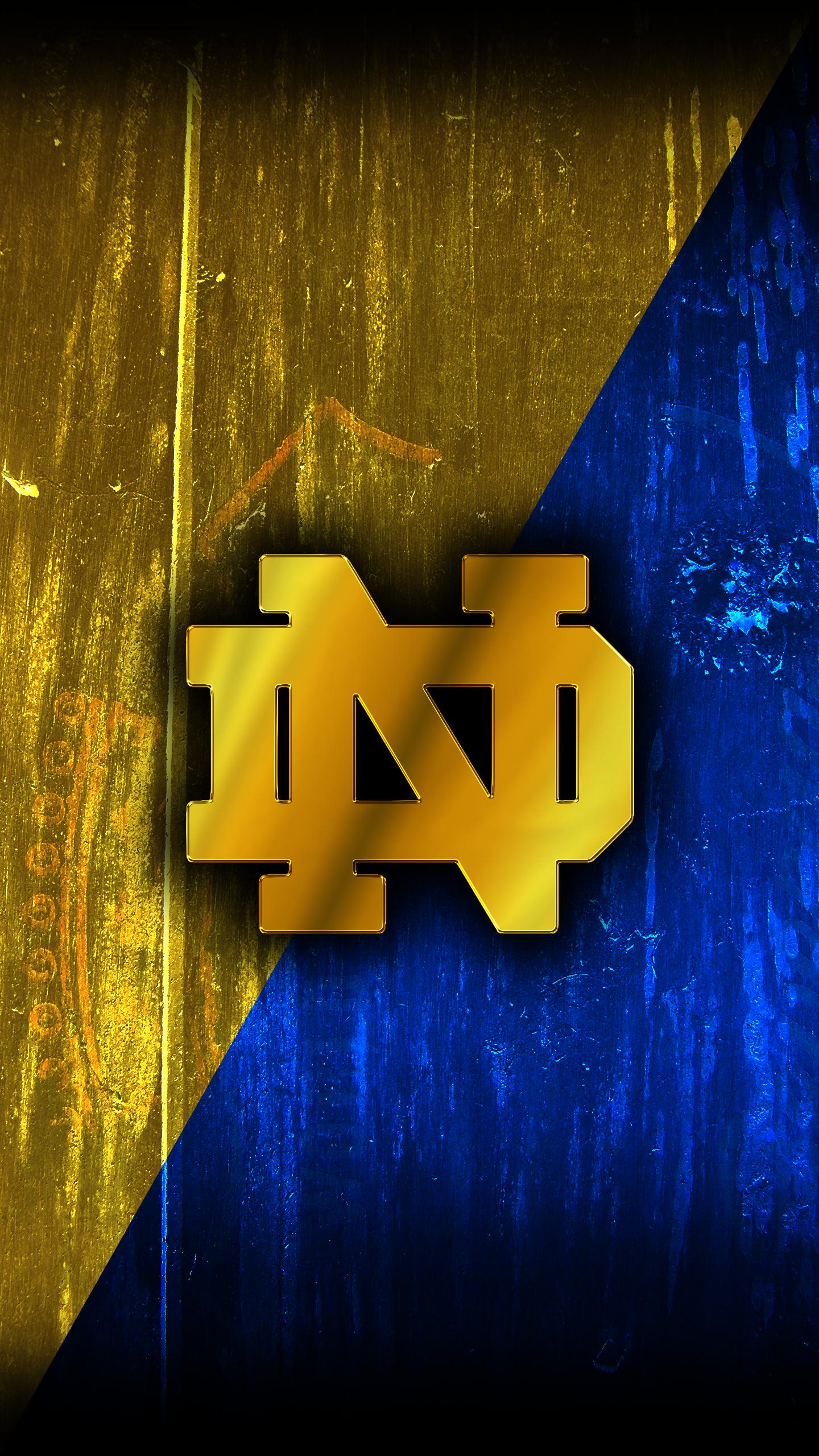 Notre Dame Wallpaper For Smartphones Notre Dame Wallpaper Notre Dame Fighting Irish Notre Dame Fighting Irish Football