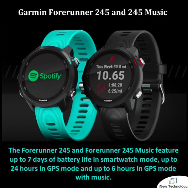 Garmin S Forerunner Gps Watch Series Welcomes These 5 Exciting New Models Garminwatch Wearablegadgets Wearable Gadgets Gps Watch Garmin Watch