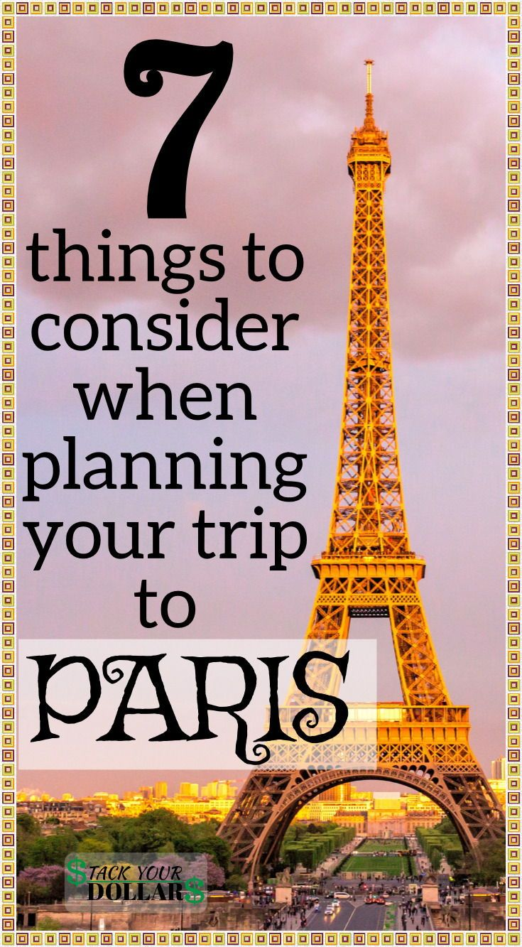 Going to Paris for the first time? You definitely need to check out these paris travel tips for first time visitors! Find out what to do in Paris, France, and what to avoid in Paris, too! These Paris tips and tricks are based on my own experiences, things I learned while there and things I wish I knew before traveling to Paris! #paristravel #louvre #arcdetriomphe #stackyourdollars #paristraveltips #paris #france #visitingparis #firstimeinparis #paristourist #paristrip #parisplan #parisguide