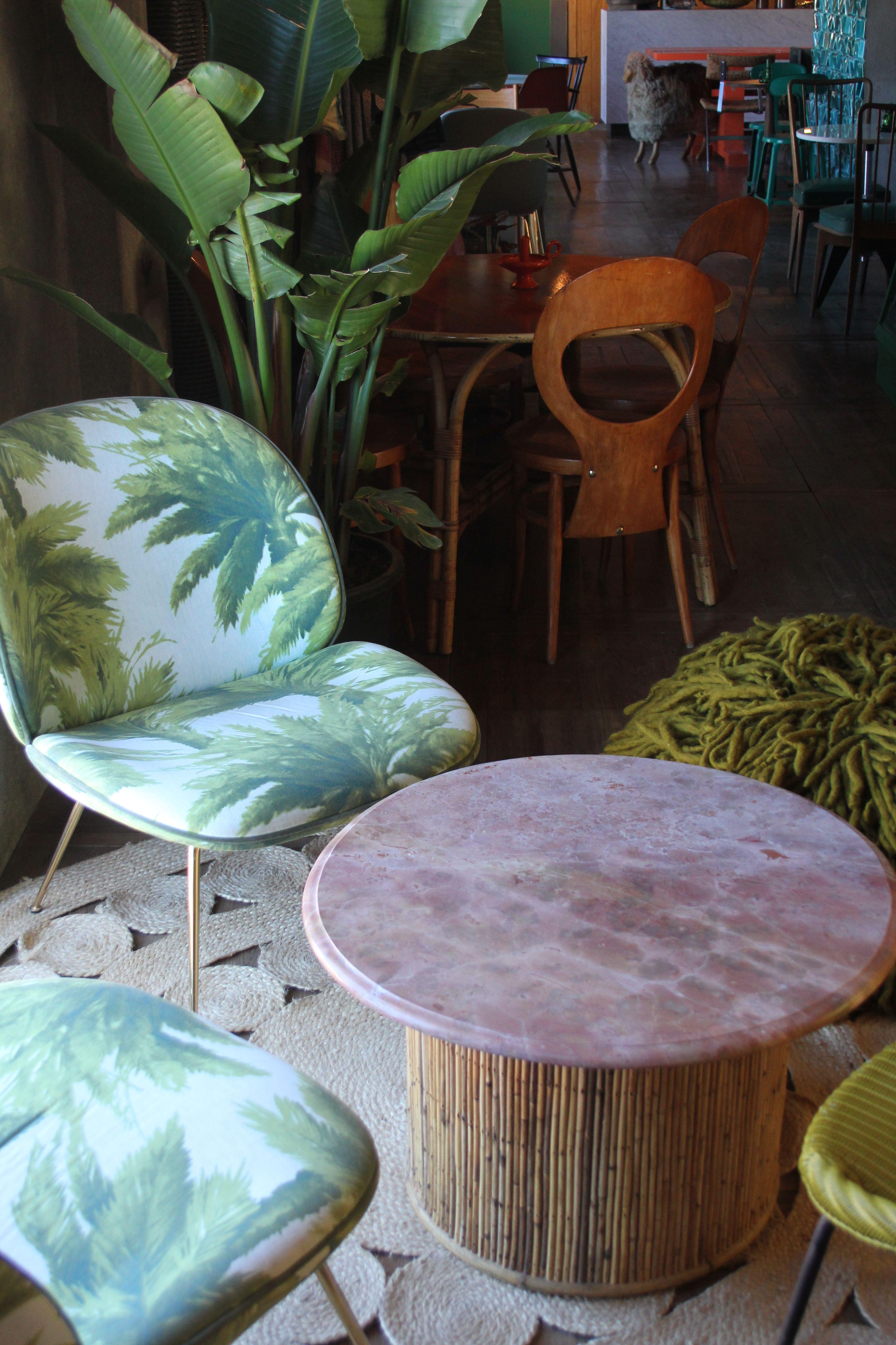 Brocante En Ligne Selency los enamorados hotel - ibiza / colorful salon / tropical