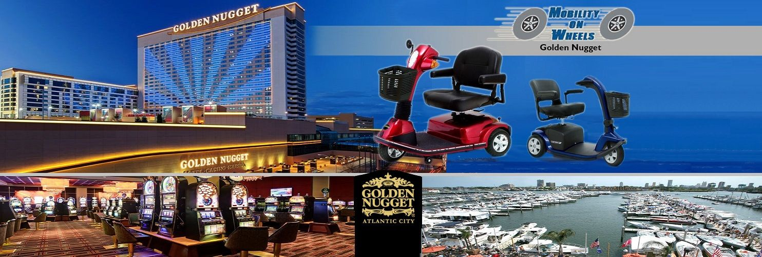 Golden nugget atlantic citys only 24hour mobility