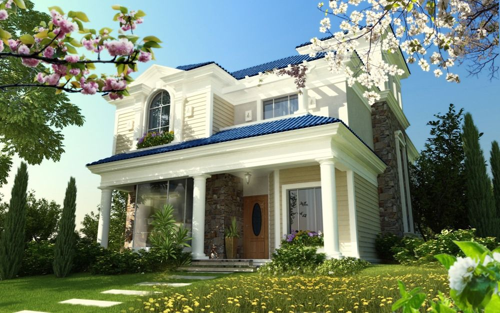 Choose The Better Villa For Sale In New Cairo With B2b For Investment Real Estate Marketing Company Because It Has A Mountain View Villa Penthouse For Sale