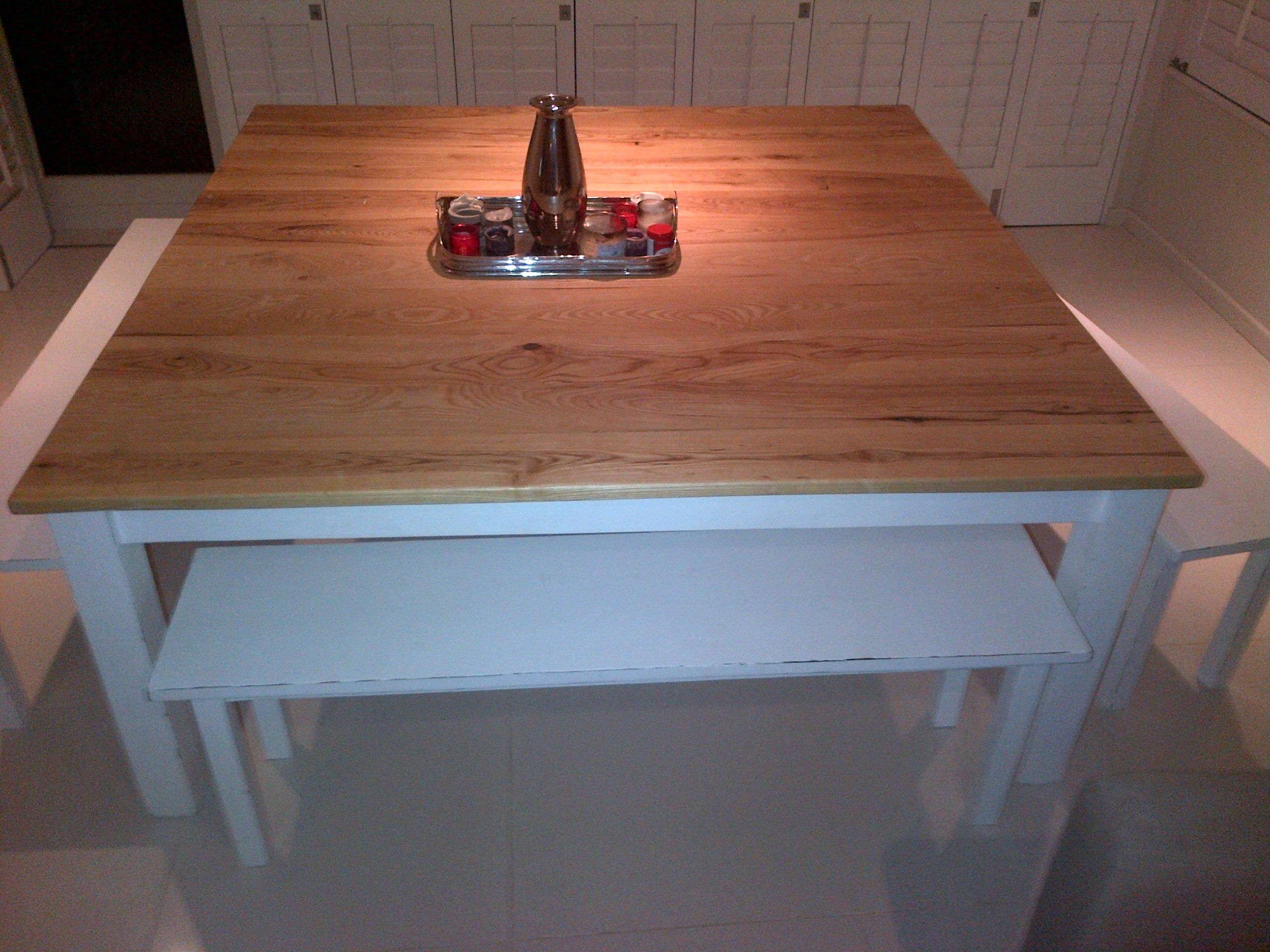 Rustic Dining Room Table Seats Recycled And Reclaimed Wood With - Reclaimed wood dining table seats 10
