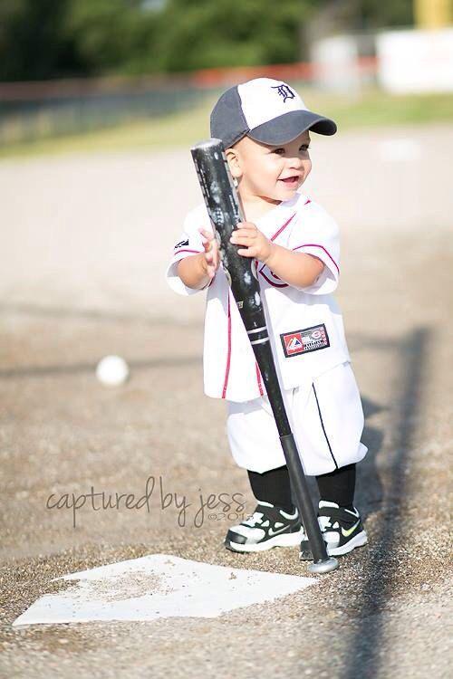Little Baseball Infant//Toddler Costume