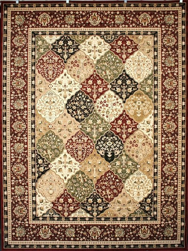 Rugs Traditional Rug 8x10 Oriental Direct Importer