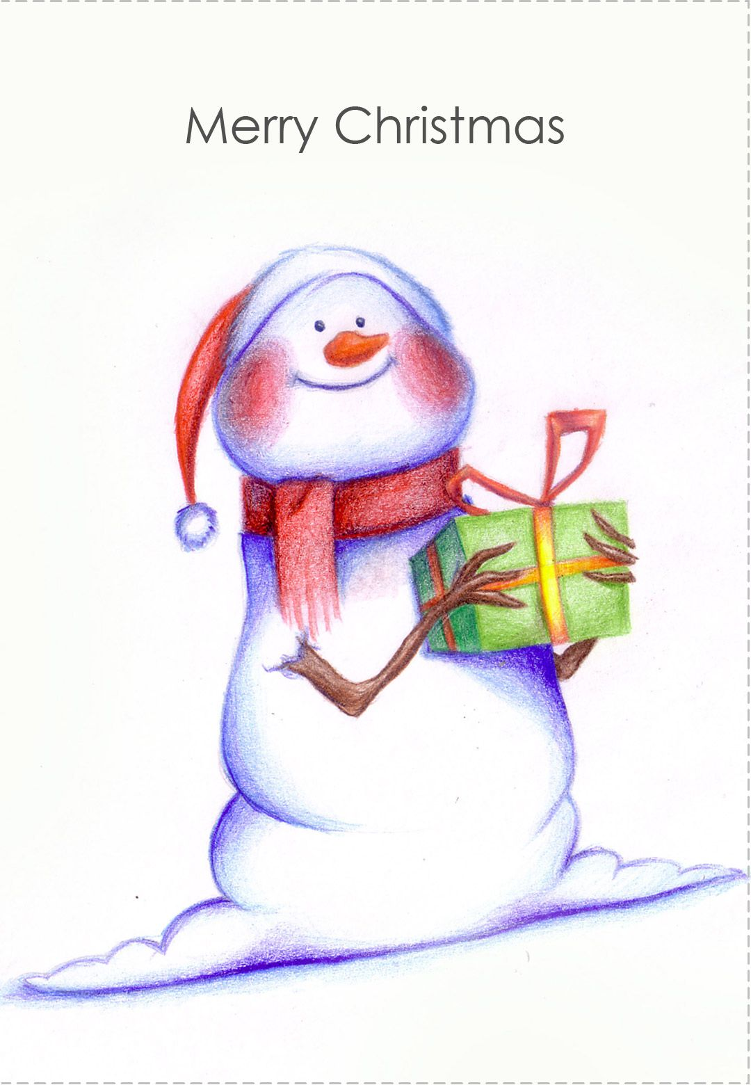Free Printable Christmas Snowman Greeting Cardhttp://www.greetingsisland.com /prints/PrintPosting.aspx?cardu003dChristmas Snowmanu003d1143
