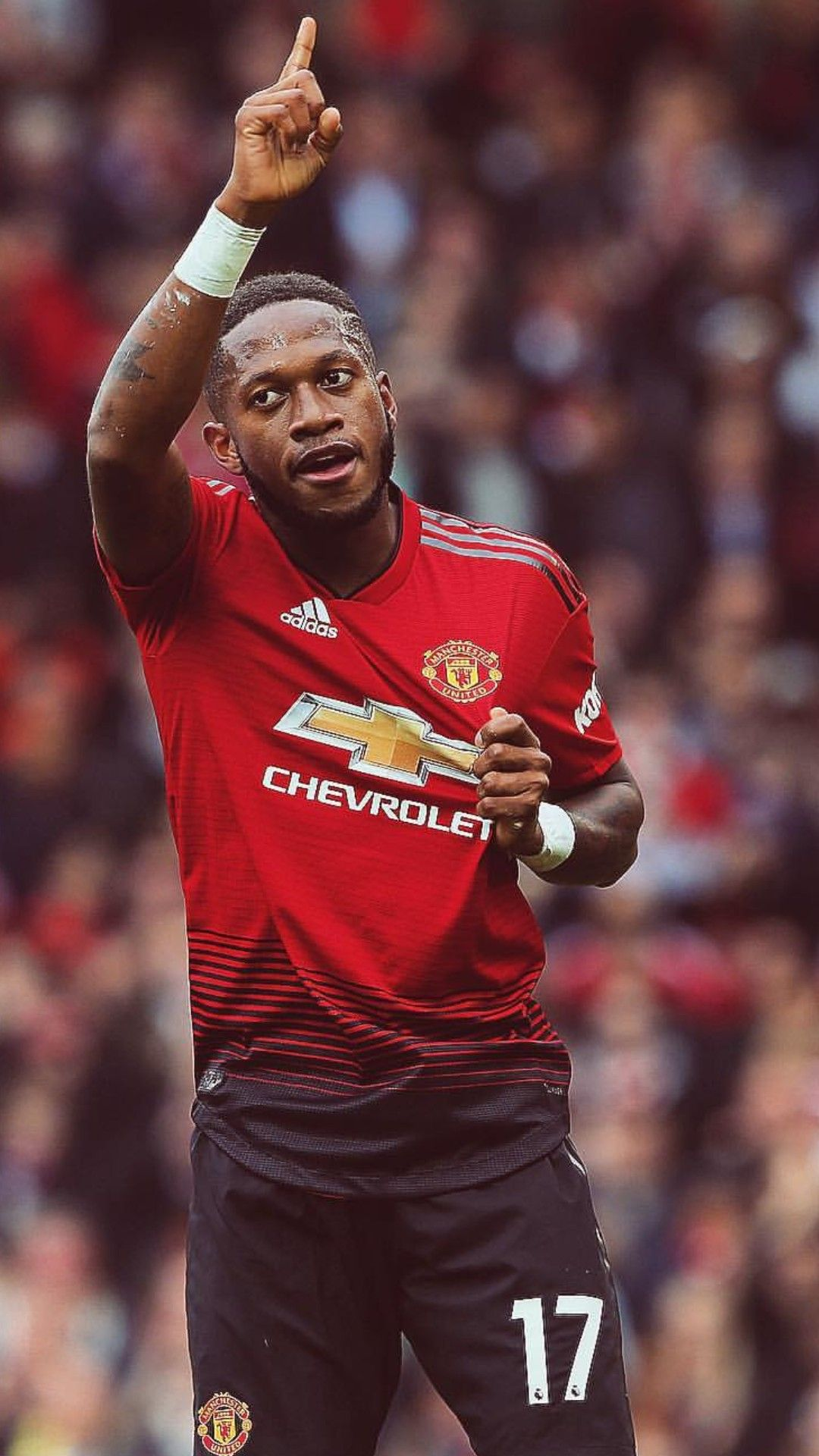 Fred The 500th Player To Score For United Manchester United Shirt Manchester United Wallpaper Manchester United Legends