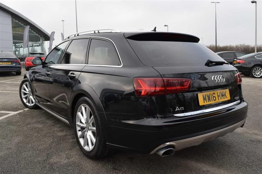 Used 2016 Audi A6 Allroad Tdi Quattro For In Manchester Pistonheads