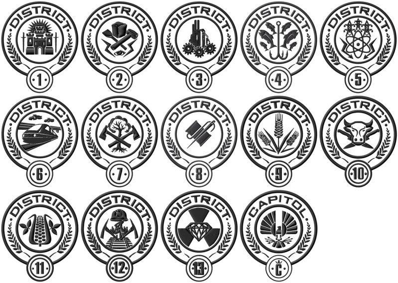 32 best Hunger Games Decorations images on Pinterest Hunger