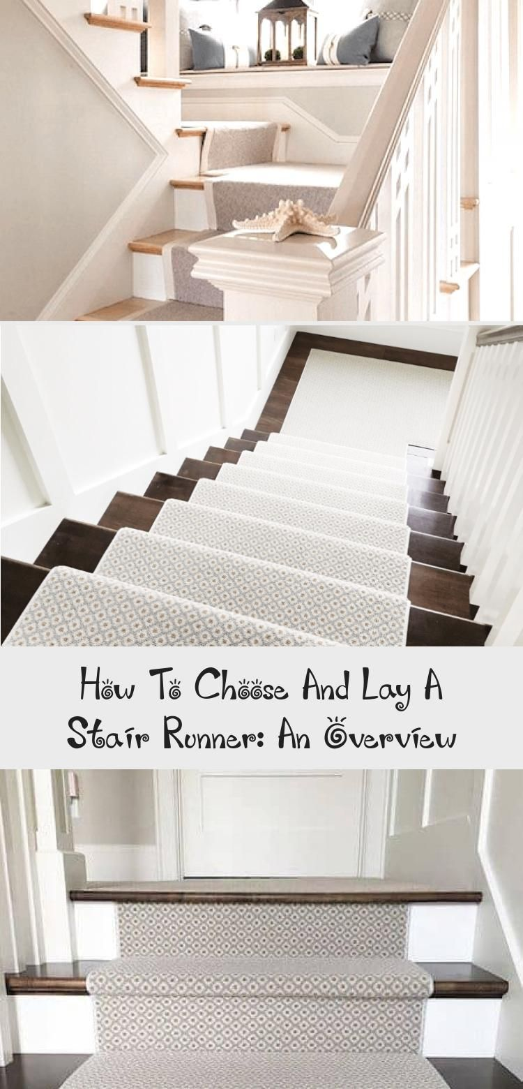 How To Choose And Lay A Stair Runner An Overview Grey
