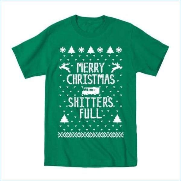 Merry Christmas Shitters Full Baby Toddler T-Shirt Products
