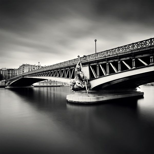 Pont Mirabeau, study 1 by *RamDam-Project on deviantART