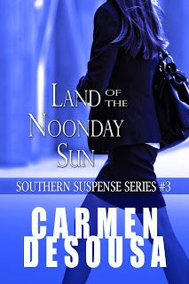 When two strangers have nothing left but their dreams, they must forge a relationship in Nantahala, North Carolina, a small town known as Land of the Noonday Sun. http://www.carmendesousa.com/p/southern-suspense-series.html
