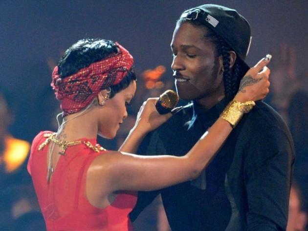 är ASAP Rocky dating Rihanna bästa chatta dejtingsajter