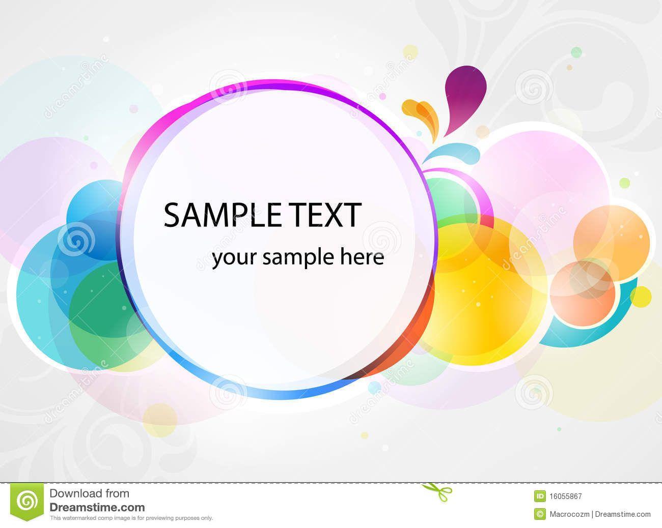 Design vector banner - Abstract Colorful Background Banner Vector 16055867 Jpg 1300 Design Elements