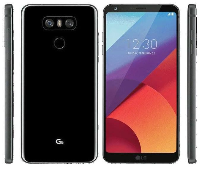 The Lg G6 Has A Hidden Face And Its Impossible To Unsee Read More Technology News Here Http Digitaltechnol Celular Smartphone Sistema Operativo Telefonia