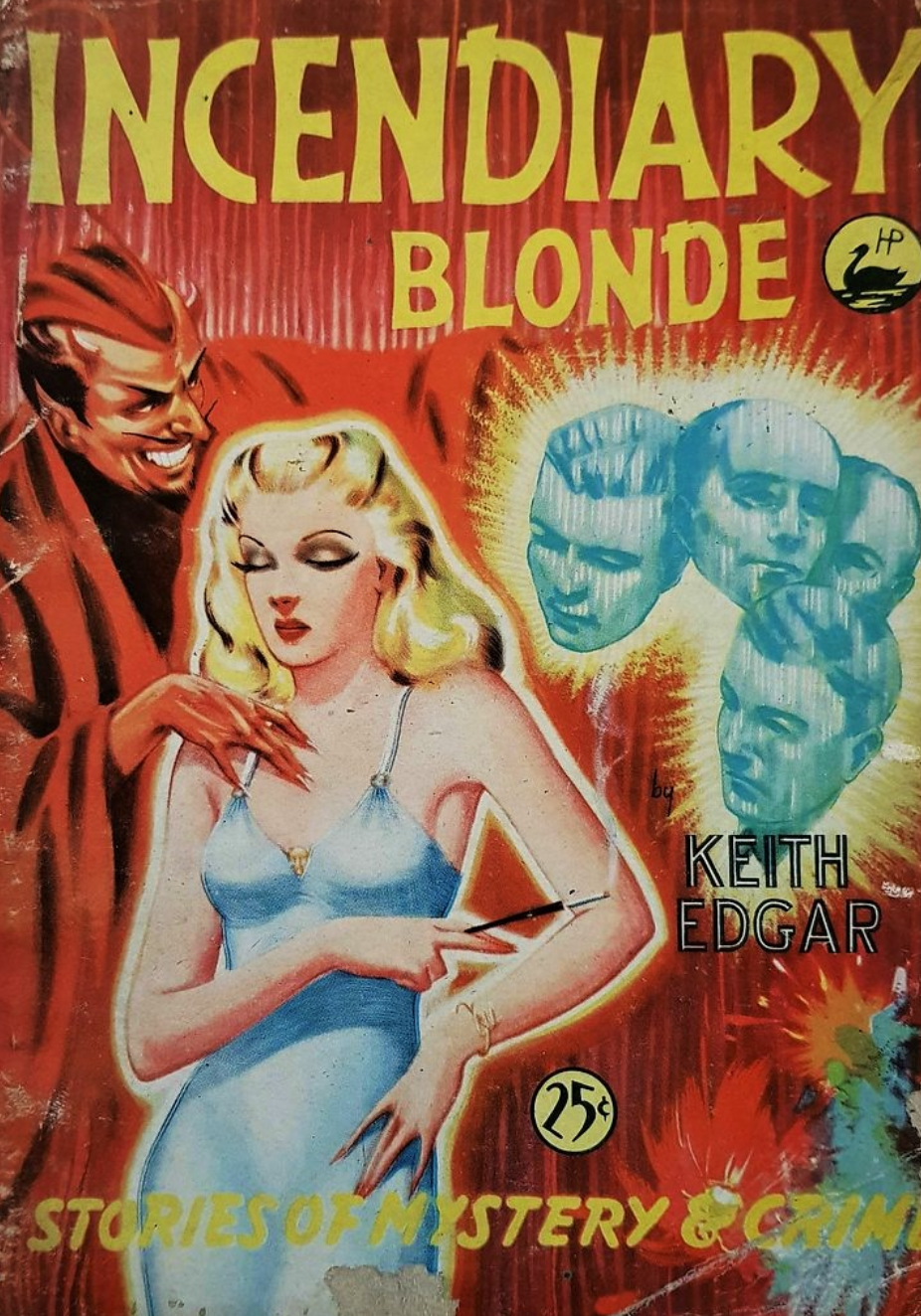 sloth unleashed — Incendiary Blonde Howard Publications