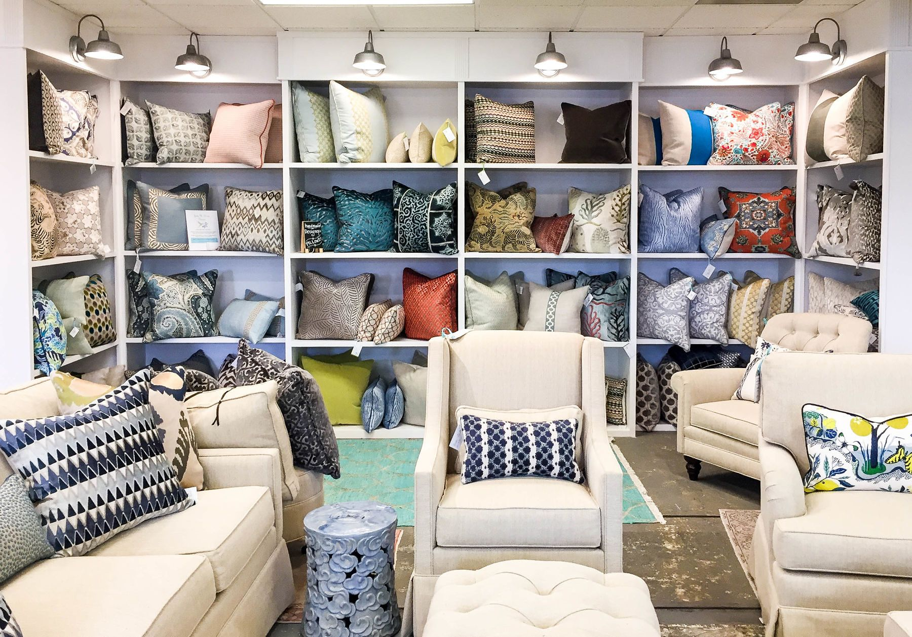 Astonishing Where To Shop Like An Interior Designer In Charlotte Shops Home Interior And Landscaping Ologienasavecom
