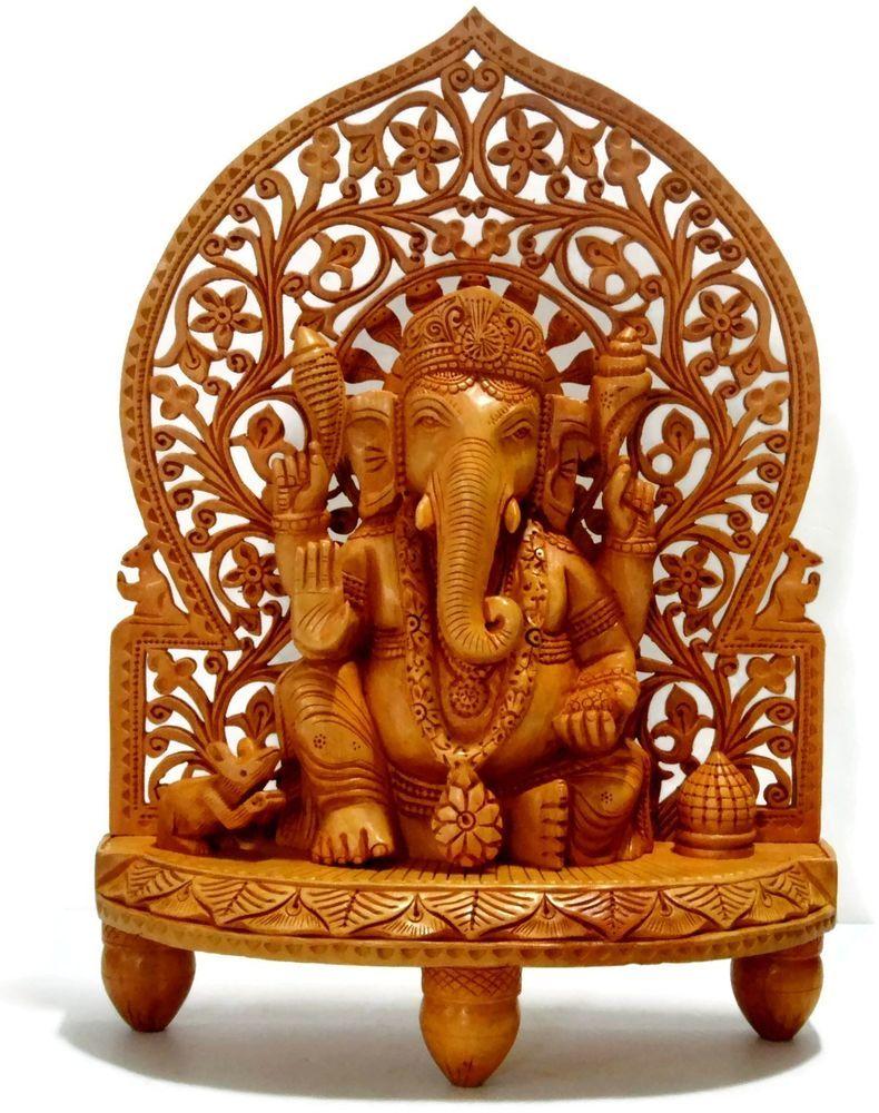 Large statue ganesha ganesh god elephant hindu deity lord