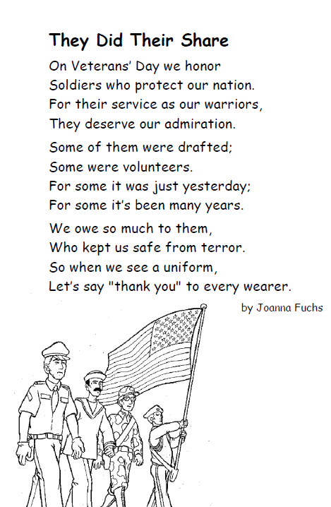 bd32c82761d098235da83bef0f0961e7 free veterans day poems download veterans day quotes pinterest