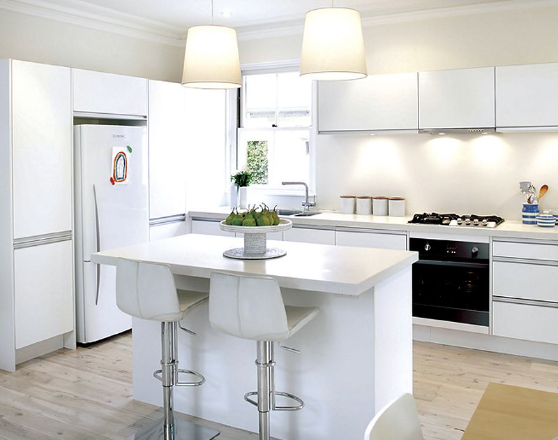 kitchen design gallery ideas & photos | the good guys kitchens
