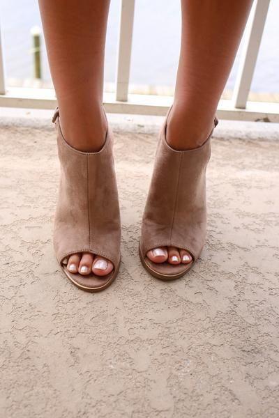 39+ Open toe ankle boots ideas ideas
