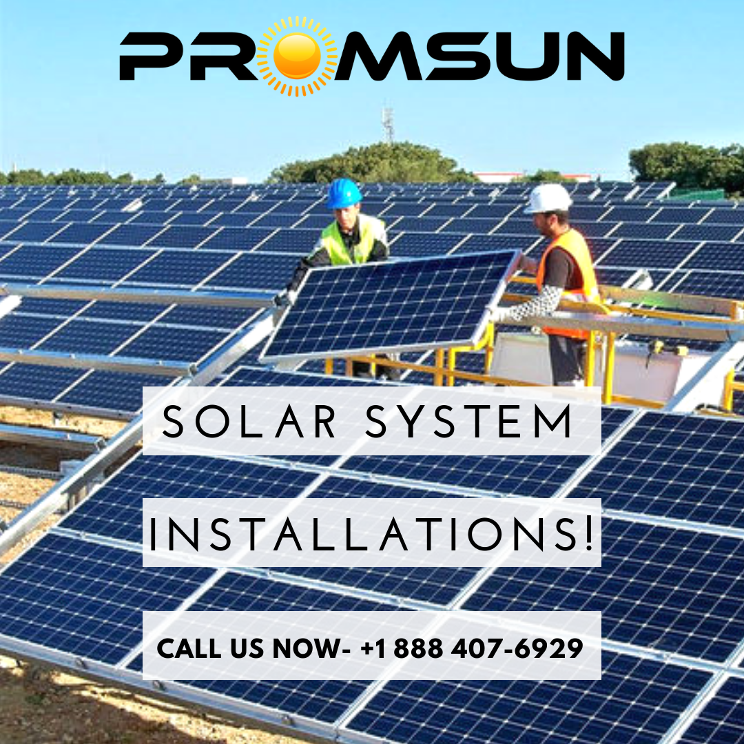 The Installation Of New Solar System It Usually Takes 1 2 Days Depending On The Size And Type Of Solar System Call Us A Solar Panels Solar Installation Solar
