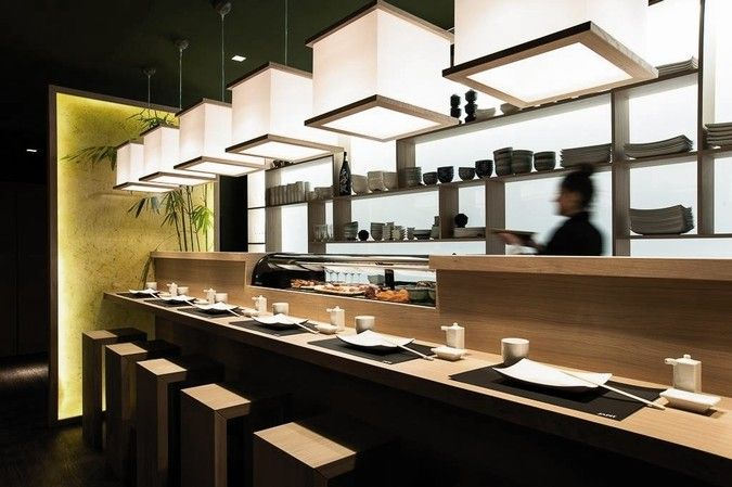 Best 25+ Sushi bar design ideas on Pinterest | Sushi bars, Sushi bar near  me and Industrial lighting products